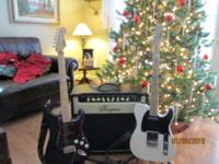 For sale: Fender Stratocaster and Bugera Amp... All