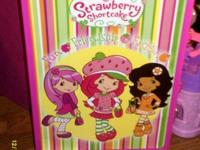 Strawberry Shortcake Fun Friendship Fashion Rolling