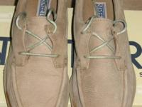 Street Cars casual shoes. New. Never worn. Khaki color.