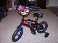Street Flyers Spiderman 12? BMX Bike. It?s in good