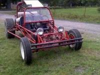 Very nice street legal vw rail buggy it has a new 2