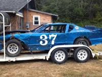 Street Stock, full roller minus the engine. I got the