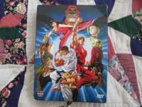 Street fighter 2 V anime, like new condition, call at