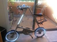 Limited Edition Strida 2 Folding Bike Never been used.