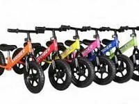 STRIDER balance bikes are industry-leading training