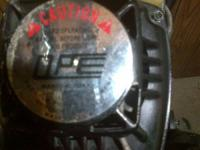 Used but in good running condition Strikemaster Magnum