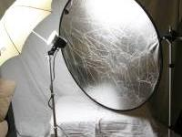 Porta Master strobe with flash and modelling light