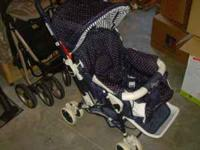 Stroller in great condition. $10  Location: Cedar Falls