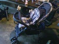 Nice used stroller. Works good. just bought a new one
