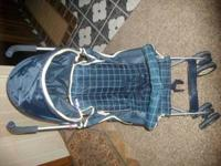 Baby boy stroller, good condition. , if interested text