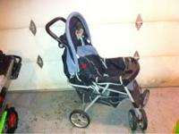 Graco stroller for sale. Works great, I just tend to