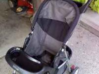 . baby stroller 4 years old. paid 75 Location: greece,