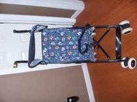 I have a Stroller up for sale..it works great.. Is in