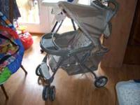 Stroller for sale. $20.00. Good condition. Call .