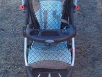 nice stroller 25.00 call  Location: duluth