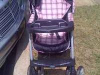 Used stroller for sale. Contact vince if you are