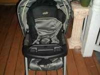 Very nice Evenflo Stroller for sale asking $30. Please