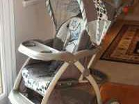 Almost new stroller, used it few times. Bought it from