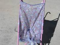 Cosco Stroller $7.00 Hardly use...great condition