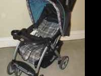 Selling Eddie Bauer Stroller $40.00 and a Graco Car