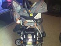 I have a stroller with matching car seat carrier and 2