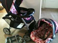 Stroller And Carseat Combo