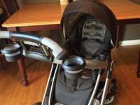 Graco Signature series 3-1 module stroller, stroller
