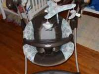 Graco Stroller and Car Seat travel system and Swing all