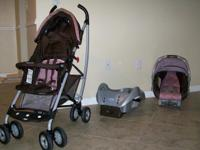 This ad is for the full Graco Mosaic Travel System,