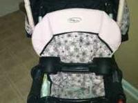 Selling a baby classics stroller. Stroller was given to