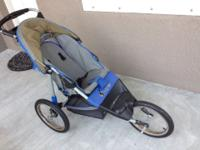 For sale jogger stroller in good condition Asking $ 45