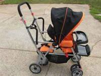 Stroller Joovy Caboose Stand on Tandem, model #405,