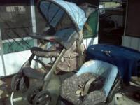 Here is an used but good conditions stroller with the