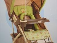 New in box Disney - Acella LX Stroller, Peek-a-Pooh