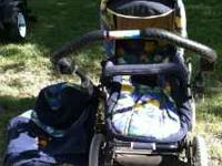 I'm having a European baby pram (stroller) for sale.
