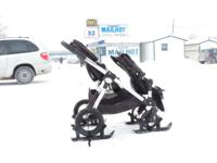 TRANSFORM YOUR STROLLER INTO A SLEIGHT IN A SNAP !!
