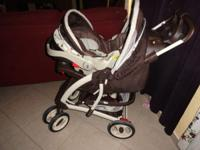 SELLING MY SONS STROLLER COMBO. I REALLY LOVED AND