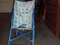 Nice little Cosco stroller in good clean condition