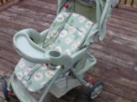I have stroller for sale.Its good condition.Asking 50$
