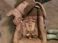 Matching winnie the pooh stroller and carseat set! You
