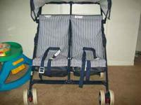 I have 2 Kolcraft umbrella strollers for $10.00 ea. and