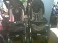 We have strollers on display and ready for sale. They