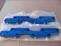 This is a brand new never used set of blue-anodized AFR