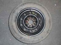 universal steel wheels, fits many different bolt