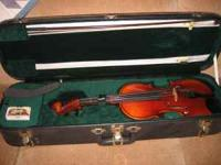 "For Sale: 15"" student viola,made by Roderich Paesold in"