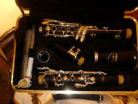 For Sale: A Liberty by Selmer, Student Alto Clarinet.