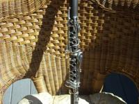 Stagg 77-C student clarinet in fantastic playing