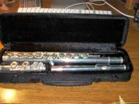 Here is a beautiful Flute a perfect flute for the