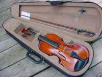 Nice Student Violin With backpack Case $135.00 call