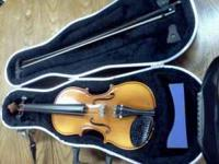 Student violin Save and buy rather than rent!